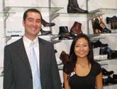 Shoe store marketing