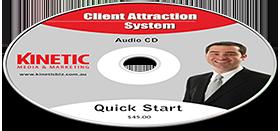 accounting marketing CD